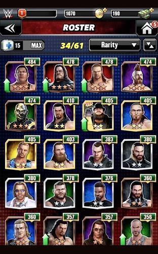 暢玩 WWE Champions Free Puzzle RPG PC版 23