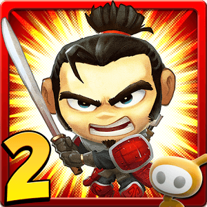 Играй SAMURAI vs ZOMBIES DEFENSE 2 На ПК