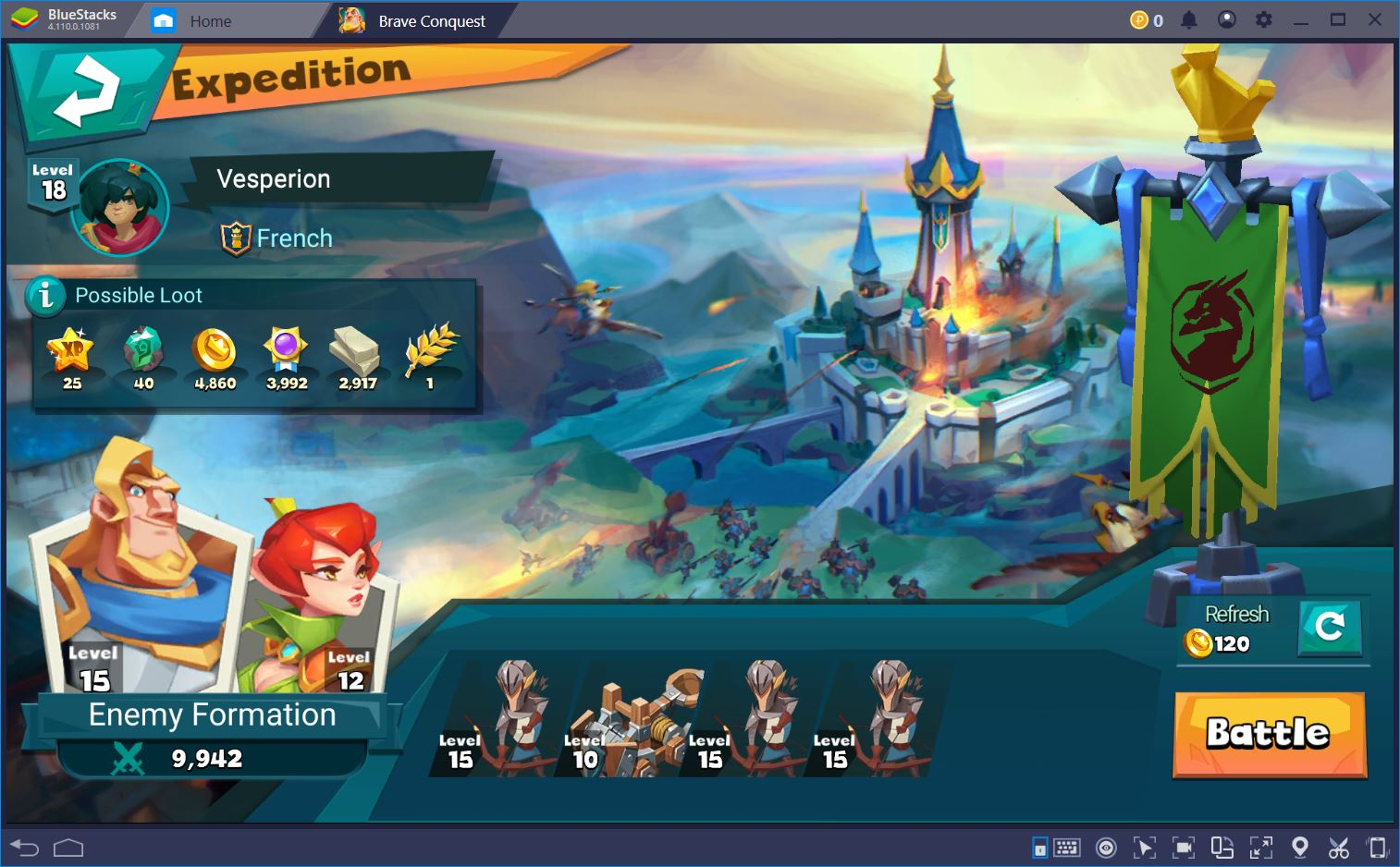 Brave Conquest Review: Not Just Another Mobile RTS
