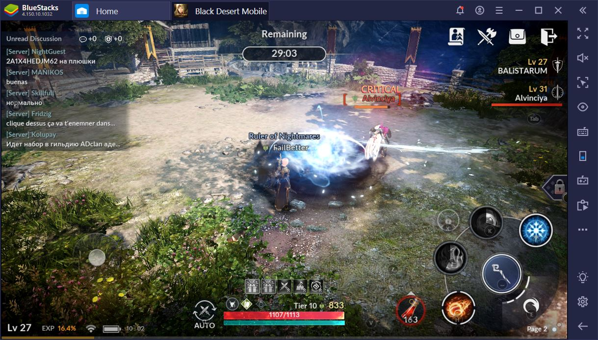 Black Desert Mobile: Become a Wrecking Ball in PvP
