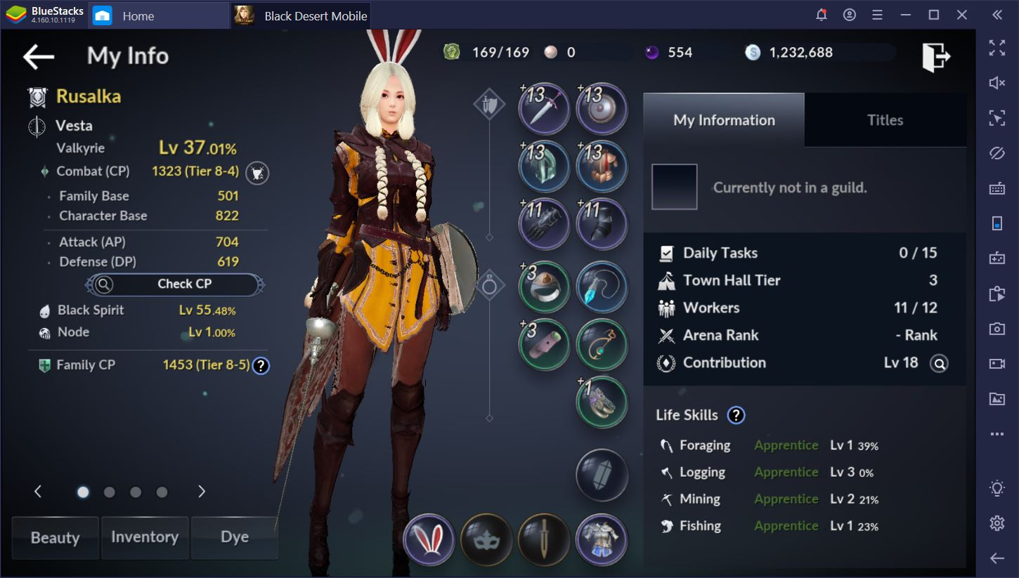 Black Desert Mobile on PC: Everything You Need to Know about the Sorceress Update