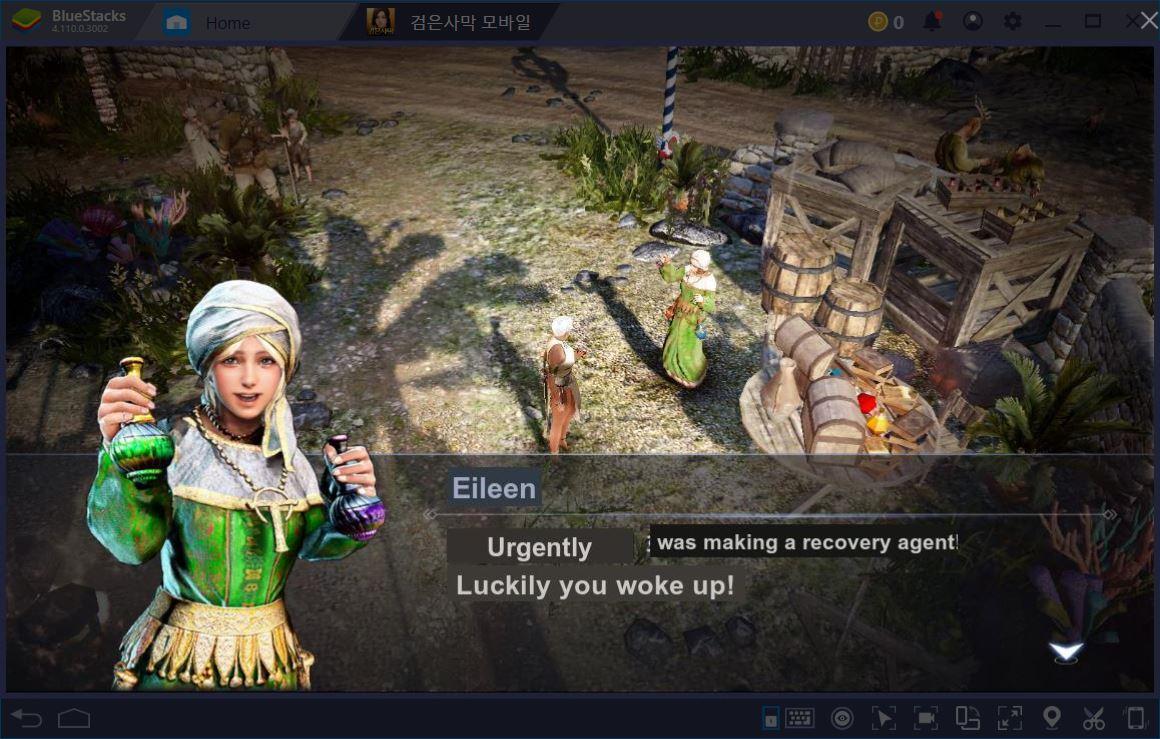 Black Desert Mobile: Pre-Launch Sneak Peek and Game Review