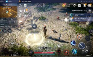 Get a Head Start on Black Desert Mobile on PC with BlueStacks