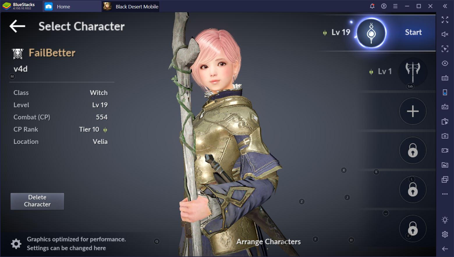 Black Desert Mobile: How to Level Up Quickly