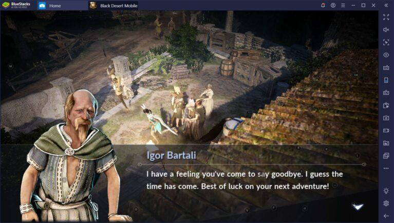 Black Desert Mobile. Как быстро прокачать уровень персонажа?