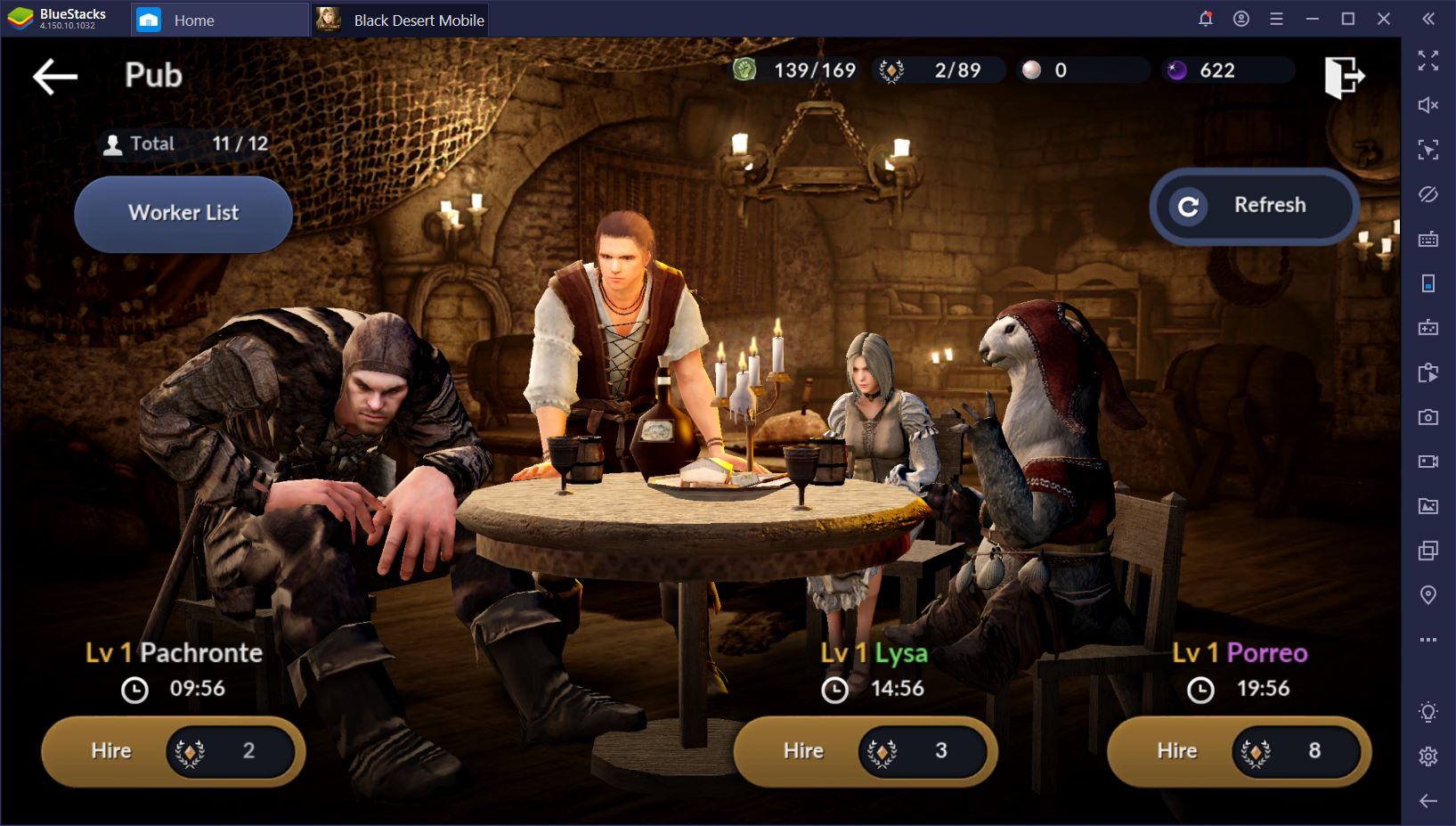 Black Desert Mobile: Learn Everything About Your Camp