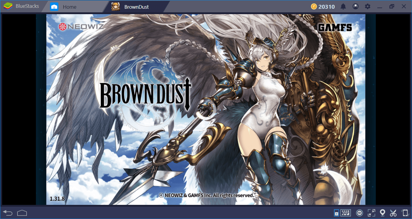 How To Install And Configure Brown Dust On BlueStacks 4