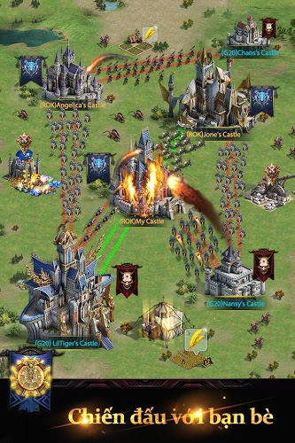 Chơi Rise of the Kings on PC 6