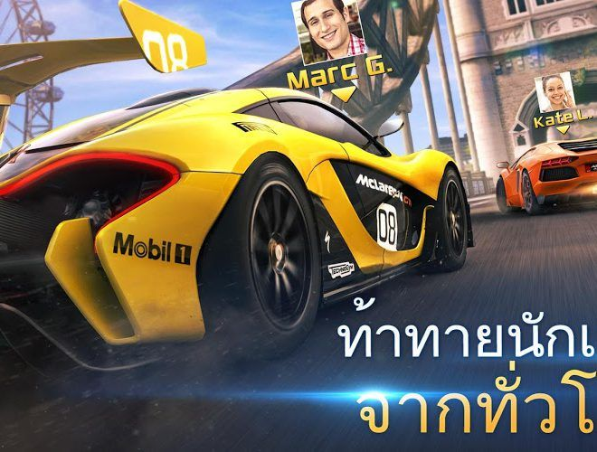 เล่น Asphalt 8: Airborne on PC 12