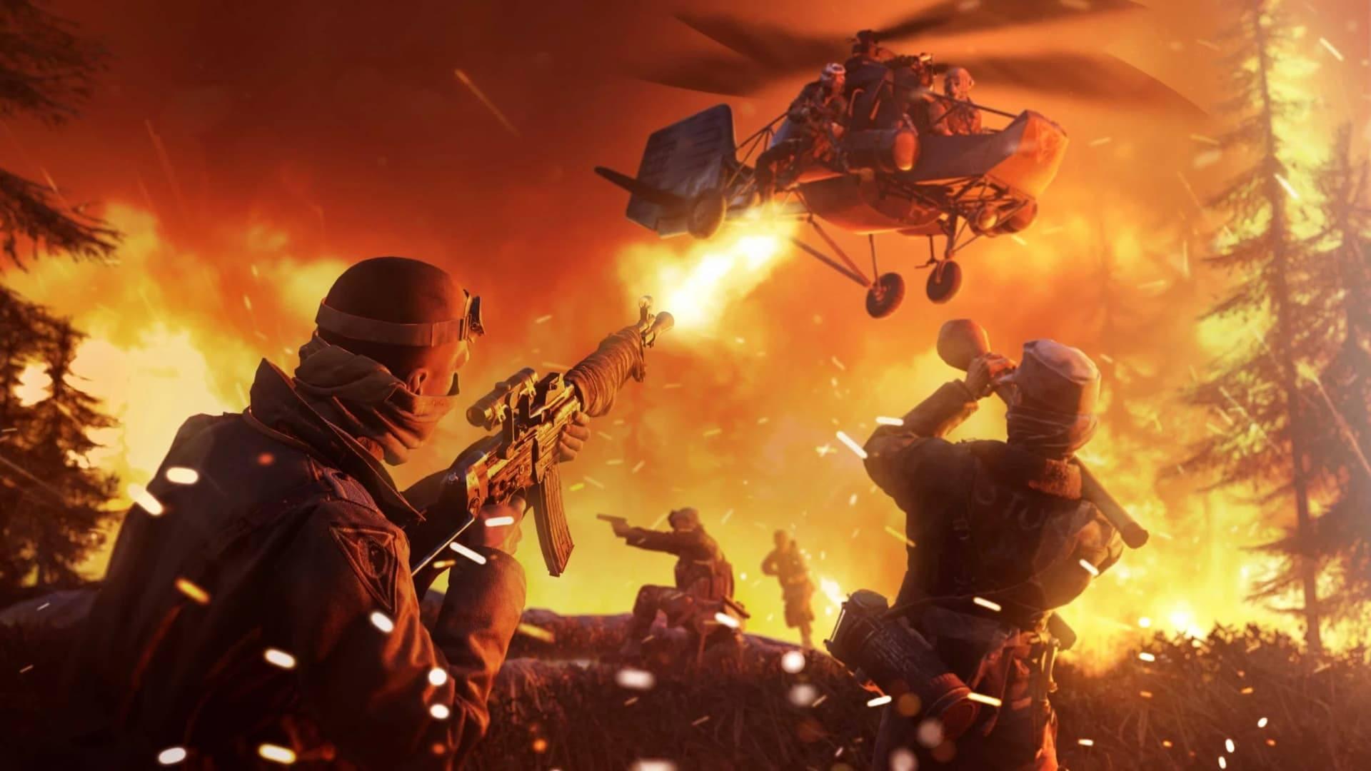 Neues Battlefield Handyspiel soll 2022 veröffentlicht werden