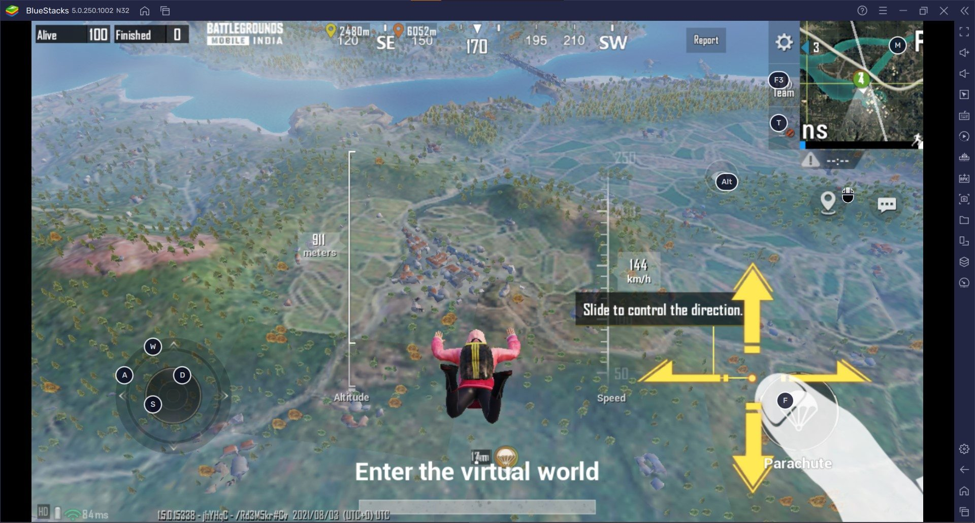 BlueStacks Guide to Differences Between PUBG Mobile and BGMI