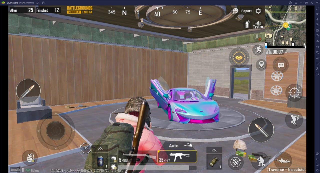 How to Play Battlegrounds Mobile India on PC with BlueStacks 5