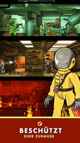 Spielen Fallout Shelter on pc 4