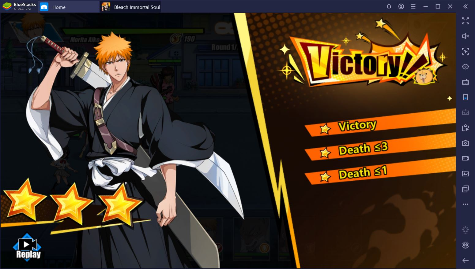 Bleach: Immortal Soul on PC – How to Best Use Your Stamina