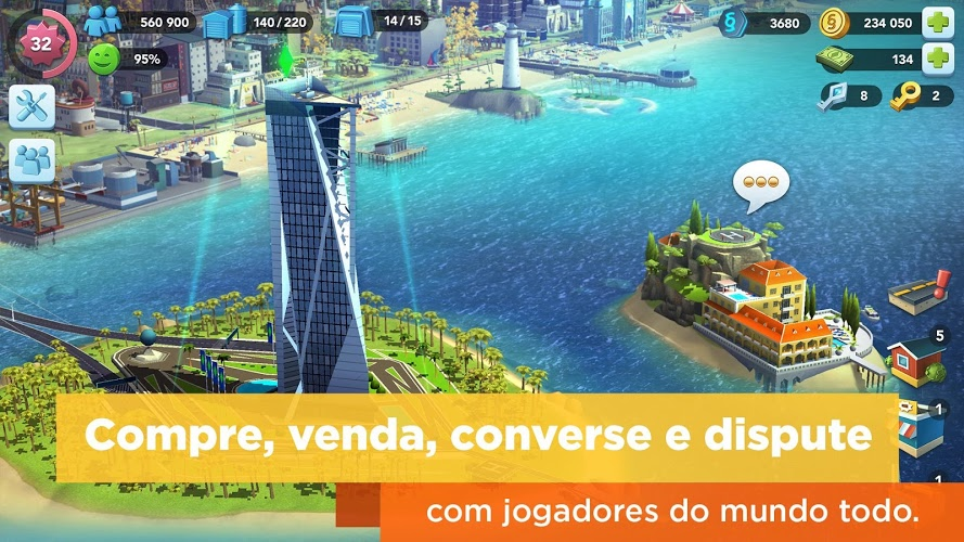 Jogue SimCity BuildIt para PC 17