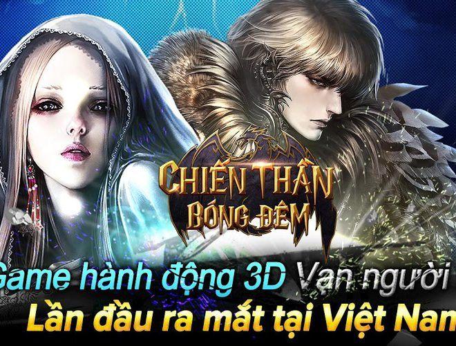Chơi Chiến Thần Bóng Đêm on PC 3