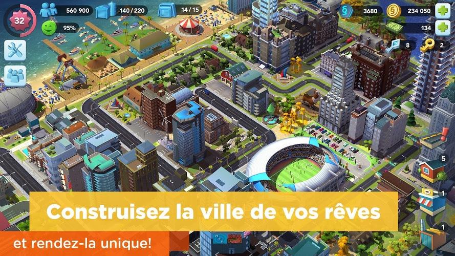 Jouez à  SimCity BuildIt sur PC 9