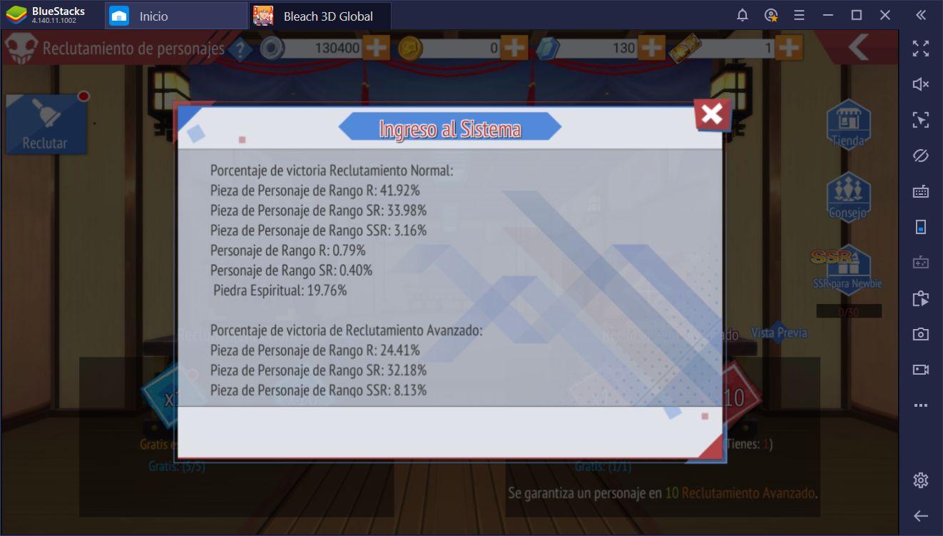 BLEACH Mobile 3D en PC con BlueStacks: Cómo Usar Nuestras Herramientas Para Este Juego