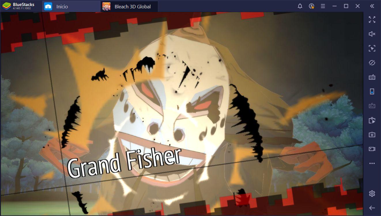 Trucos y Consejos Para BLEACH Mobile 3D