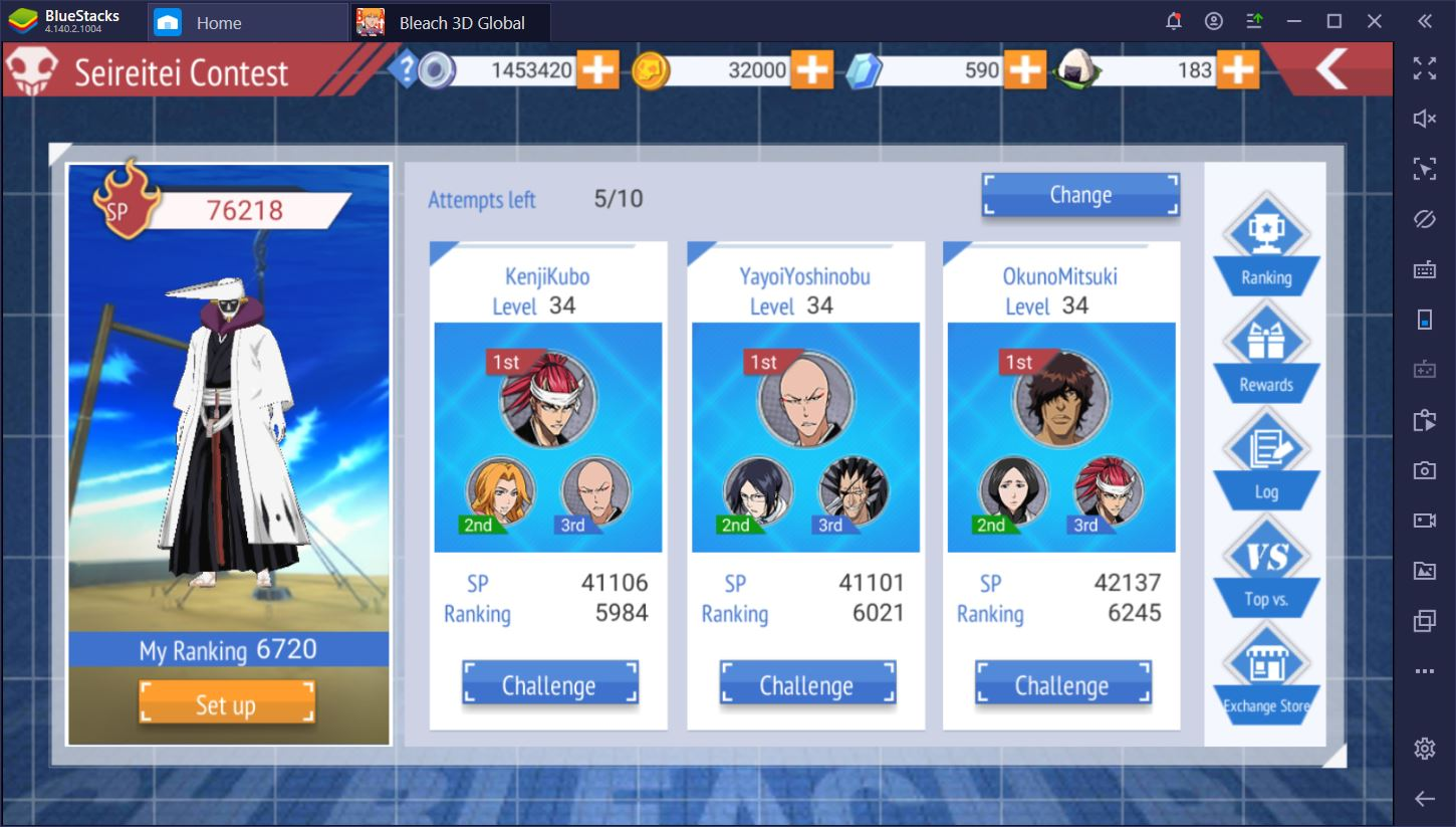 Bleach Mobile Game Modes Img 4