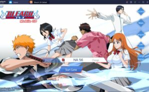 How to Play BLEACH Mobile 3D on PC with BlueStacks