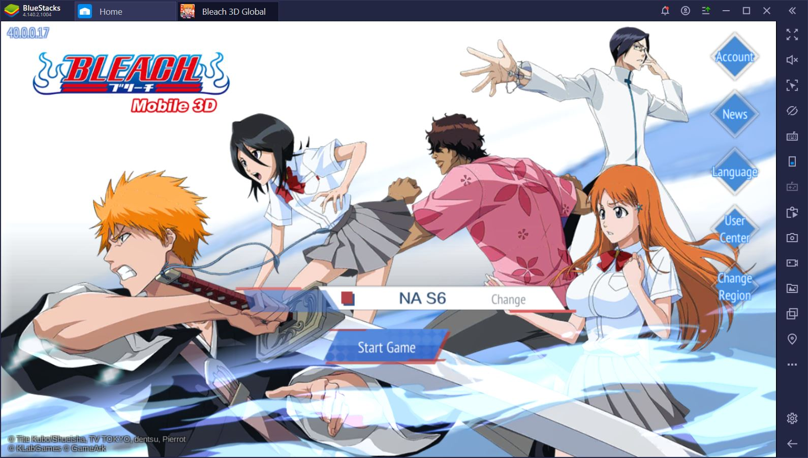 How to Play BLEACH Mobile 3D on PC with BlueStacks Img 1