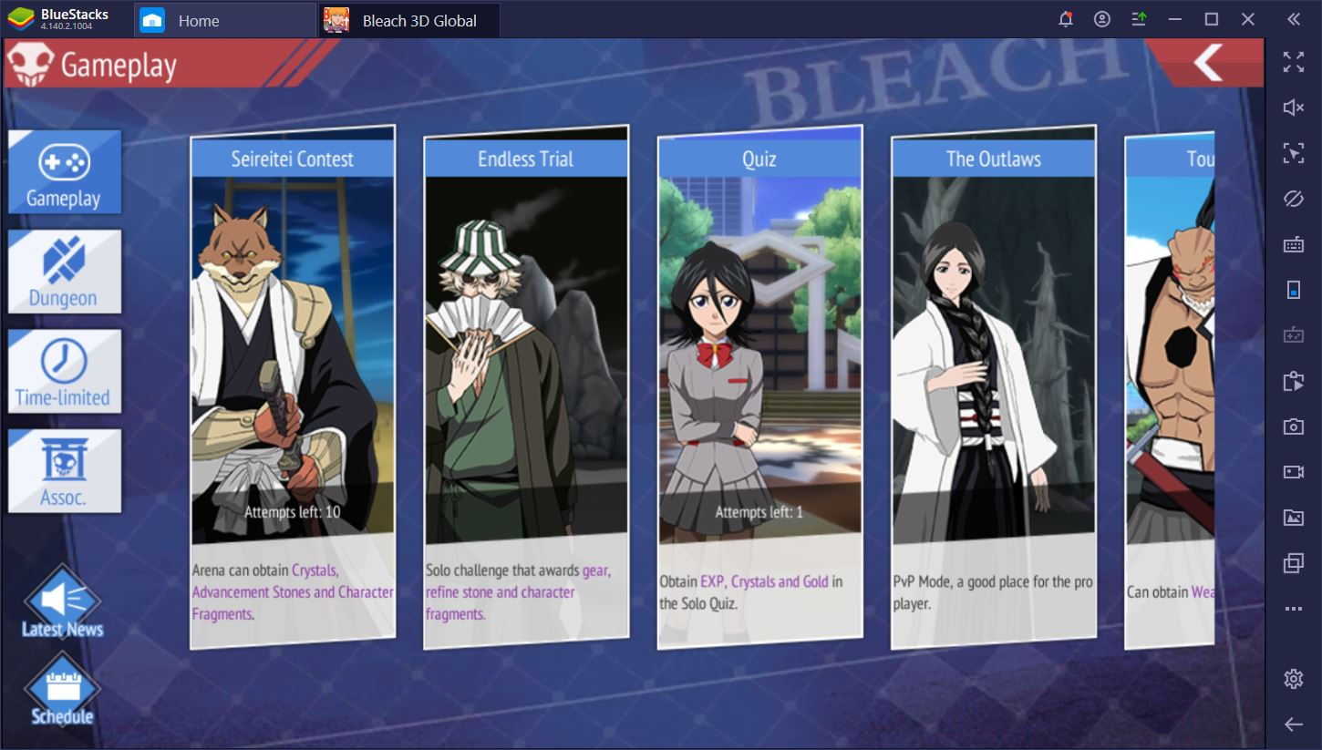 BLEACH Mobile 3D on PC: The 8 Essential Tips & Tricks for Beginners