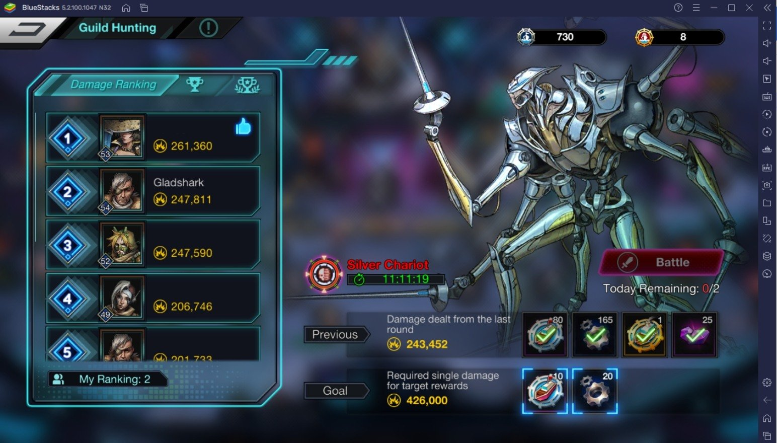 BlueStacks' Anfänger-Leitfaden zu Battle Night: Cyberpunk-Idle RPG