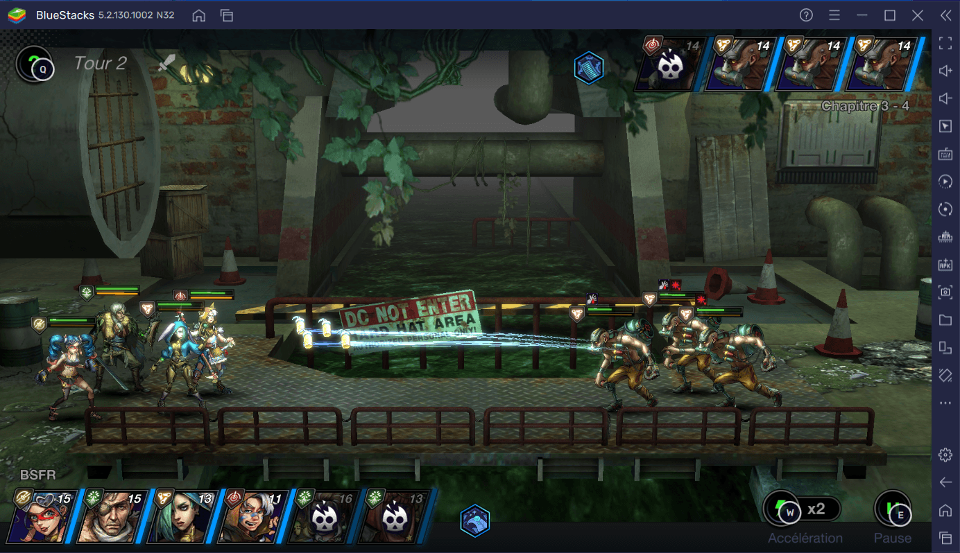 Battle Night: Cyberpunk-Idle RPG – Le Guide Approfondi des Combats
