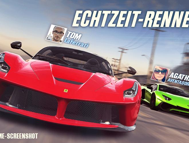 Spiele CSR Racing 2 auf PC 6