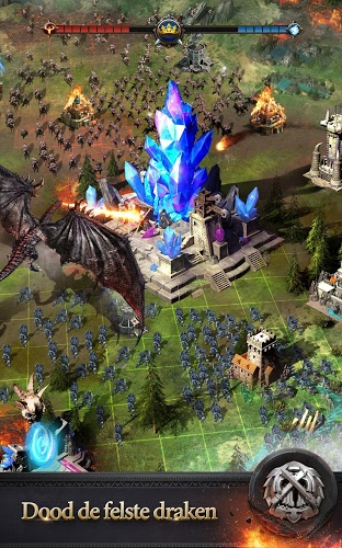 Speel Clash of Kings on PC 5