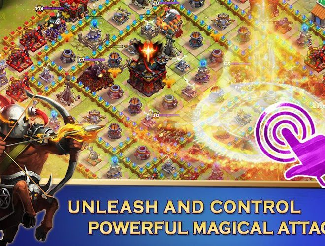 Play Clash of Lords 2 on PC 11