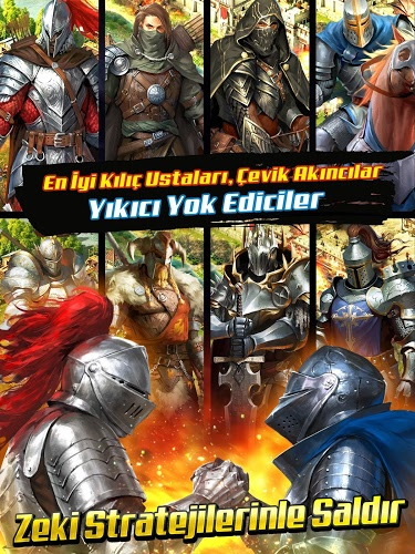King of Avalon: Dragon Warfare  İndirin ve PC'de Oynayın 4
