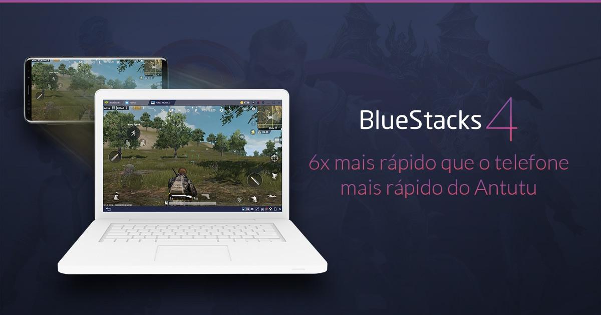 5 motivos para não instalar o novo BlueStacks 4