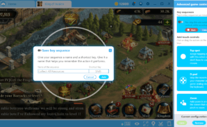Combo Key on BlueStacks 4.2: Record and Replay an Action with a Single Key