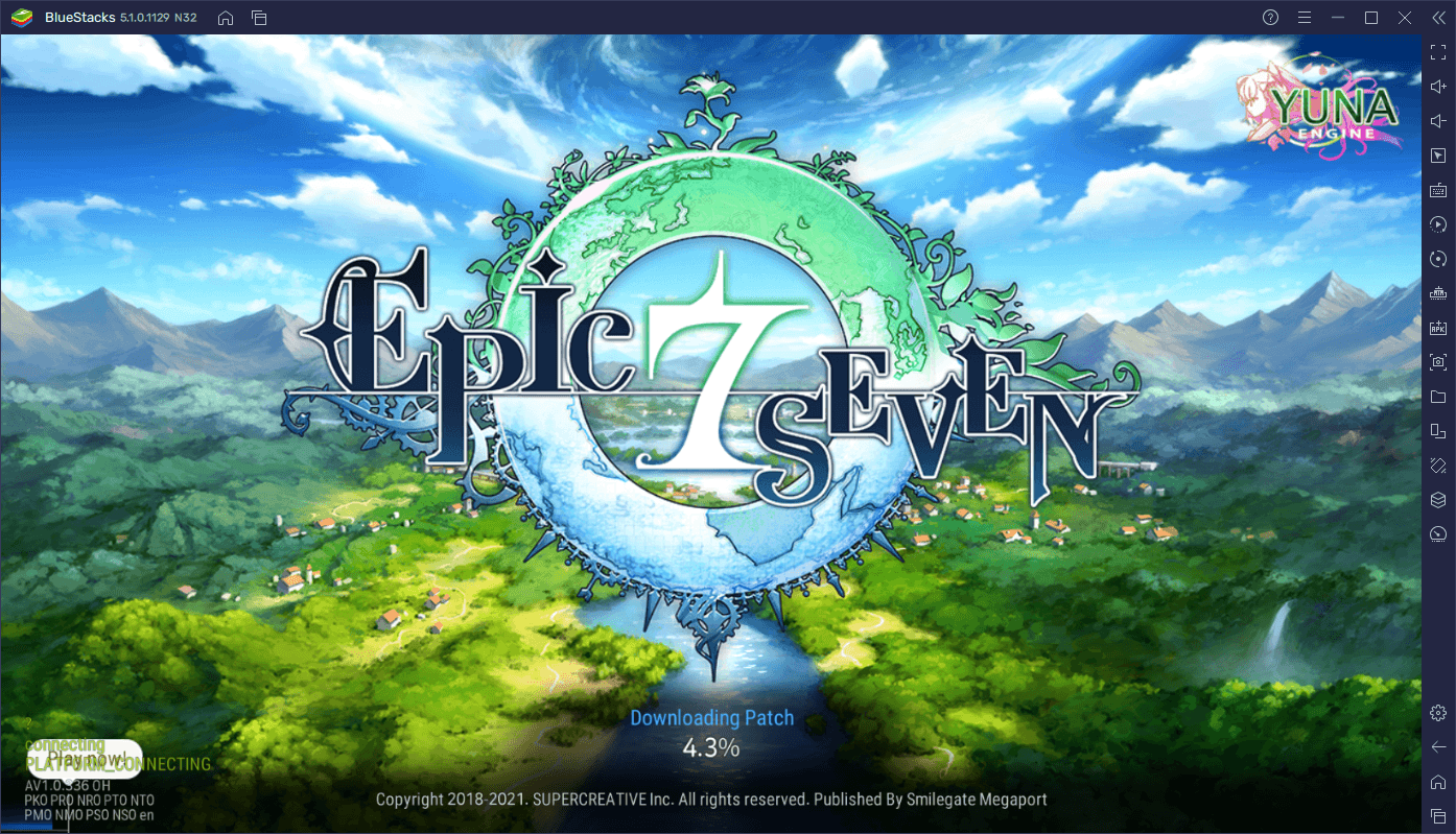 How to Use the BlueStacks 5 Instance Sync to Reroll in Epic Seven