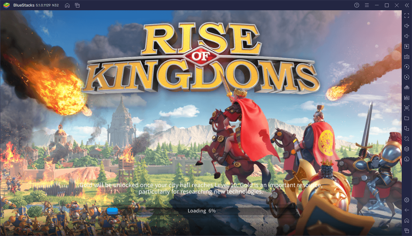 How to Use BlueStacks 5 Multi-Instance Sync to Easily Develop Multiple Cities in Rise of Kingdoms