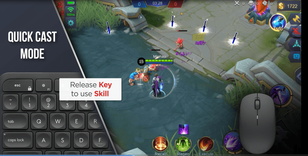 BlueStacks Cast Modes: Play Any MOBA Game Like A Pro, Own The Battlefield