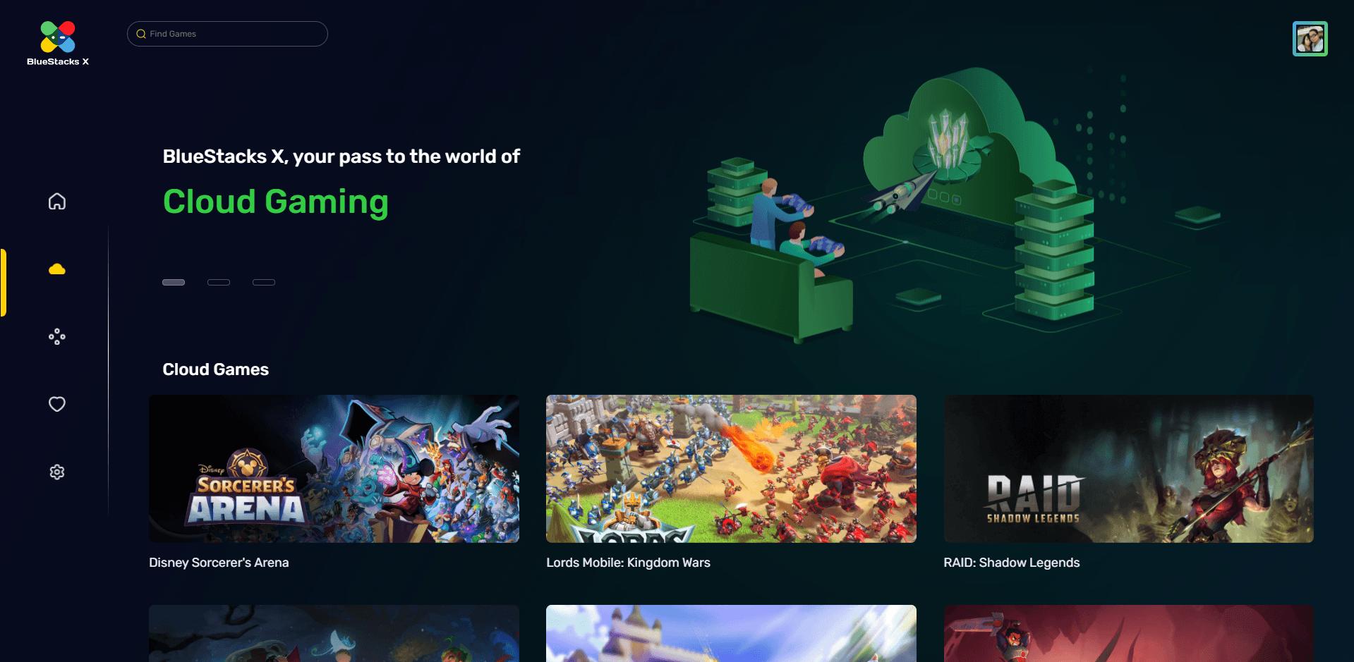 En quoi consistent BlueStacks X et le Cloud Gaming? Qui Peut Y Jouer?