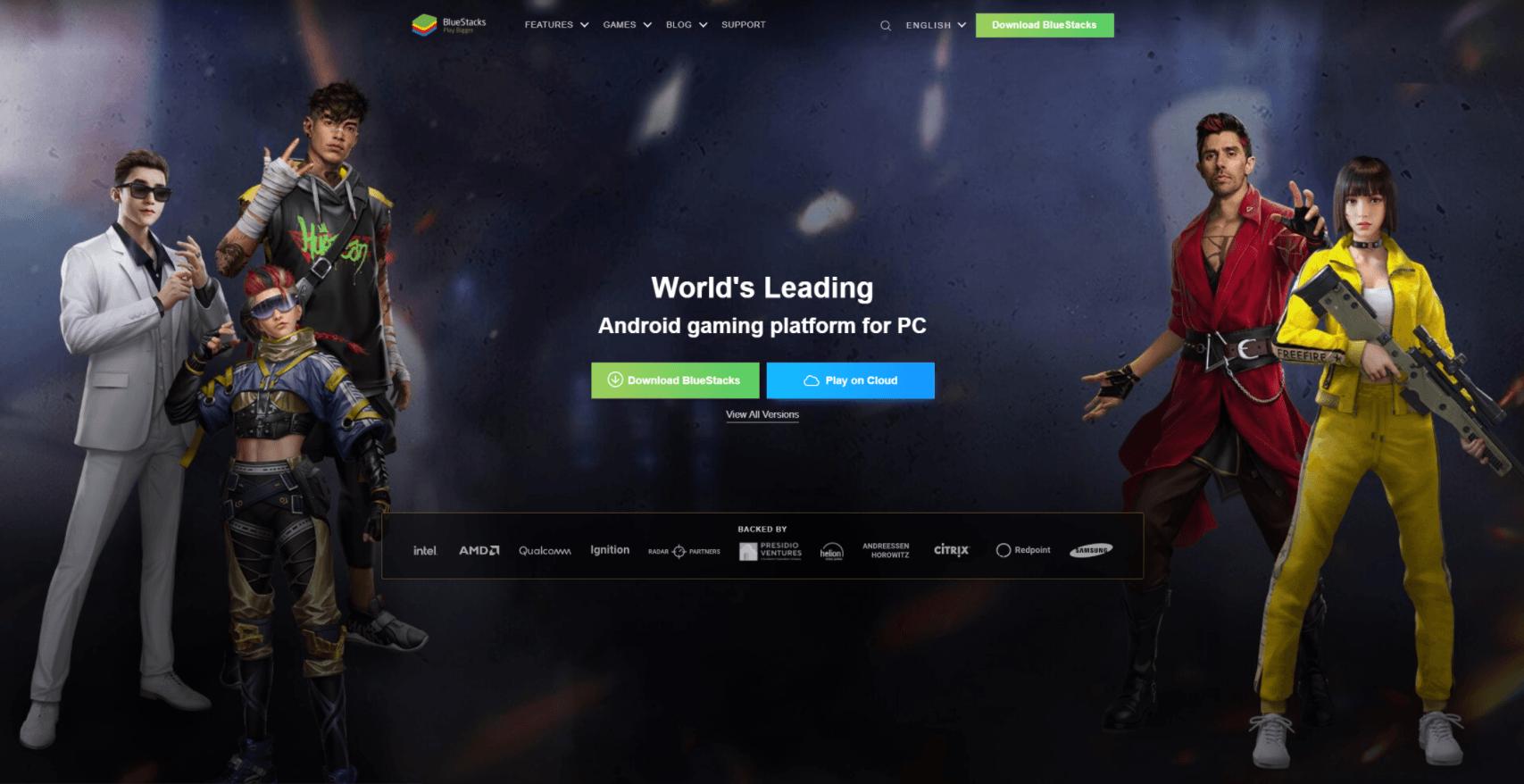 Comment Jouer aux Jeux Mobiles depuis le Cloud Avec BlueStacks X