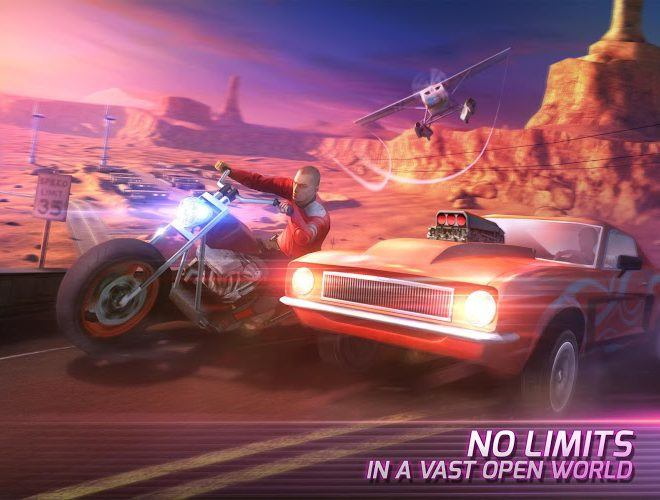 Play Gangstar Vegas on PC 7