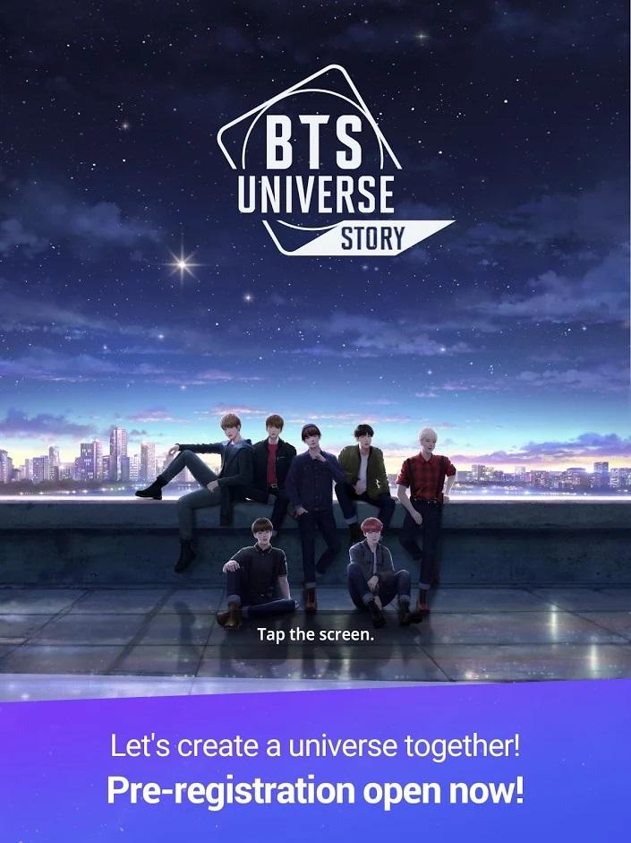 BTS Universe Story Juego en Desarrollo por Netmarble, Lanzará en Q3 2020