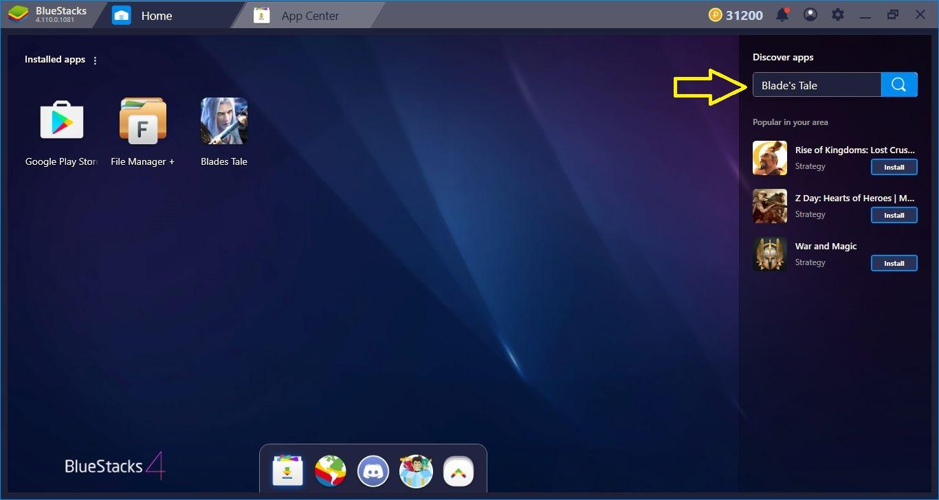 How To Play Blades Tale Game On BlueStacks: The Setup And Customization Guide