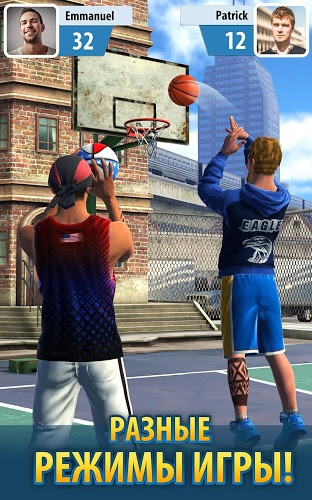 Играй Basketball Stars На ПК 8