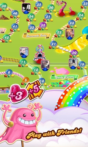 Main Candy Crush on PC 6