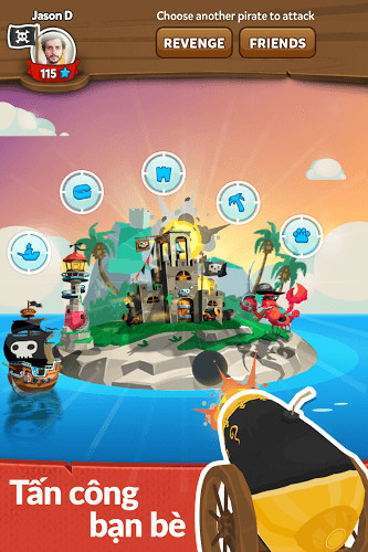 Chơi Pirate Kings on PC 5