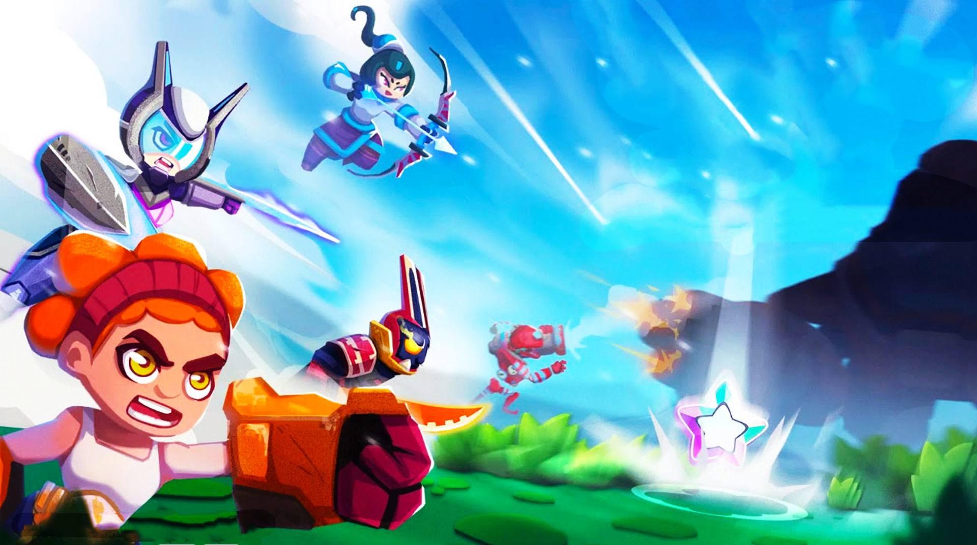 Heroes Strike – 3v3 Moba e Battle Royale