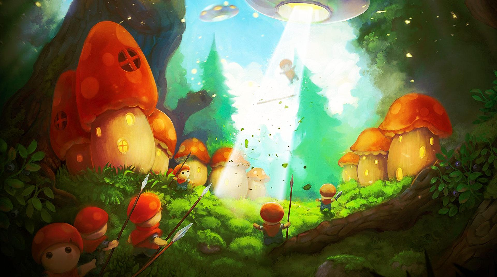 Mushroom Wars 2 – Epic Tower Defense RTS