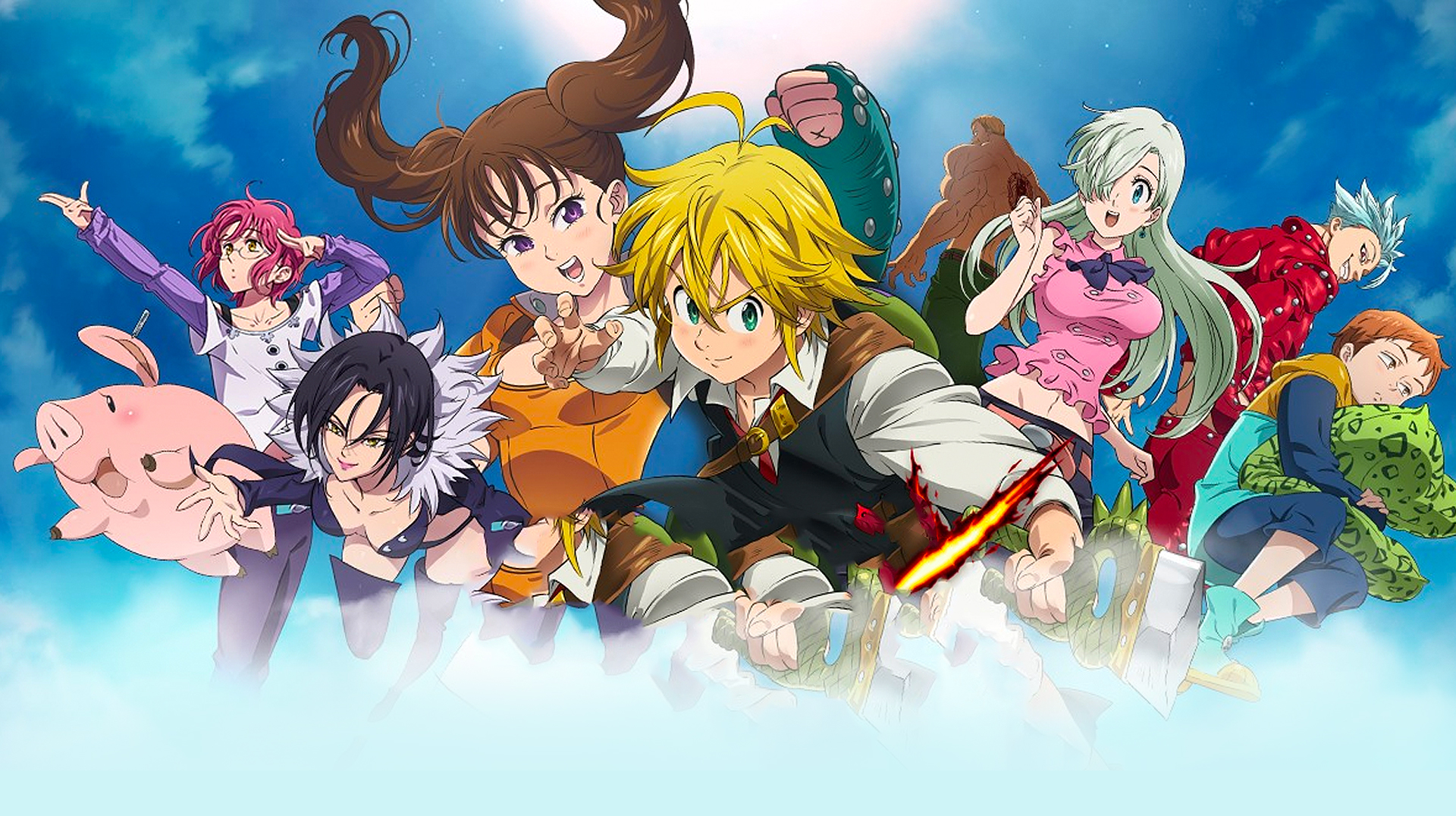 Seven Deadly Sins Bs
