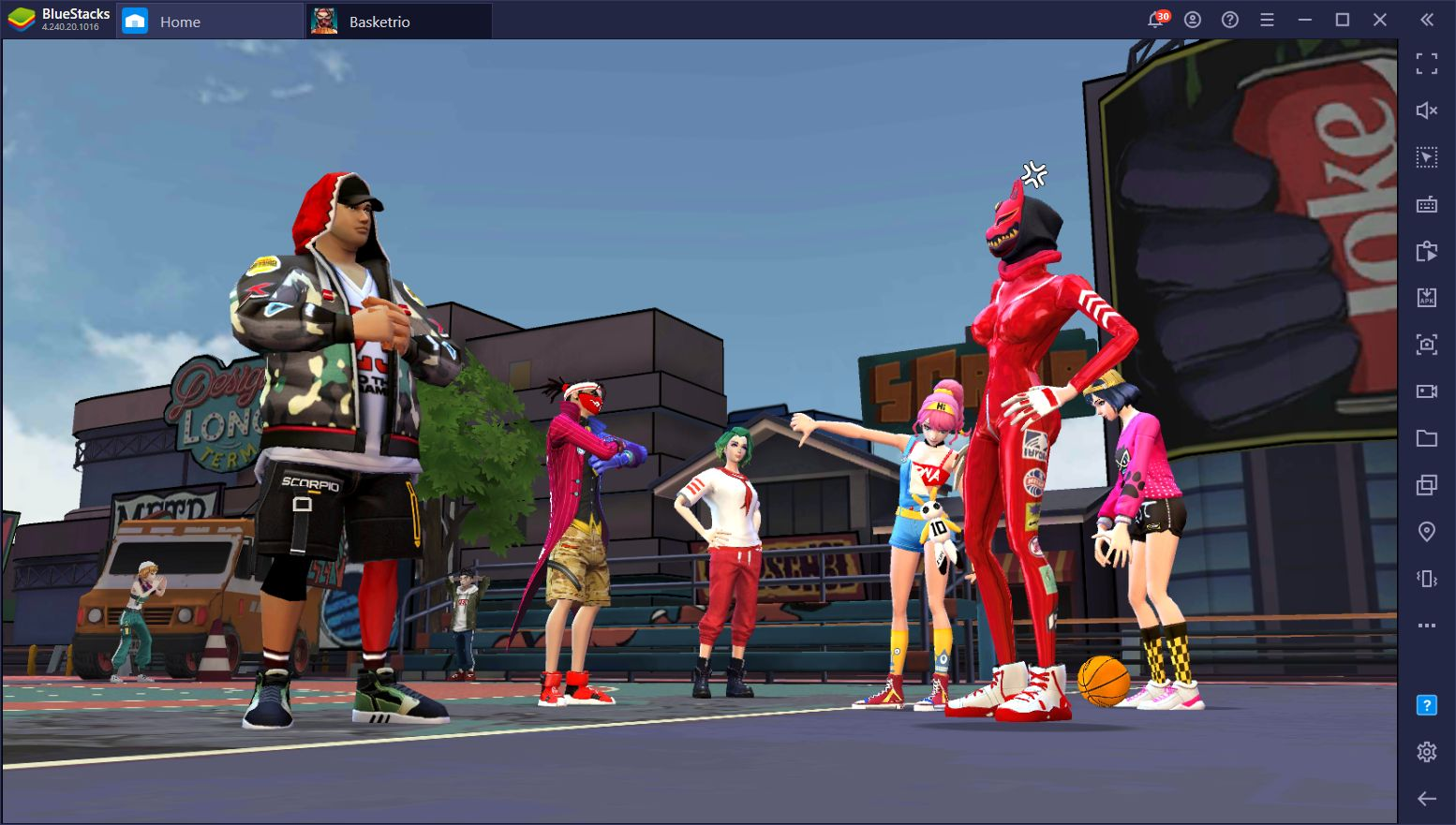 Basketrio on PC – The Best Beginner Tips and Tricks for this New Mobile Basketball Game